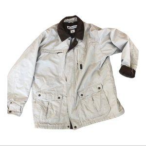 Columbia tan Men's coat size XL